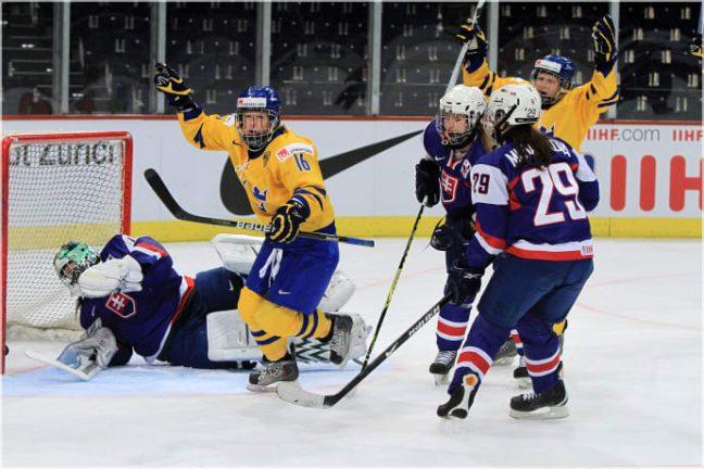 Hockeystjärnan besöker Värnamo