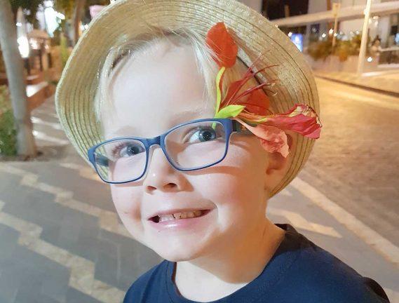Sigge Wilsson 6 år
