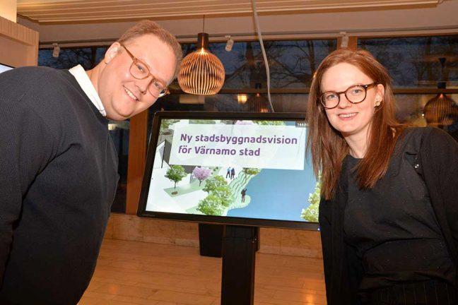 Ny vision för Värnamo är antagen
