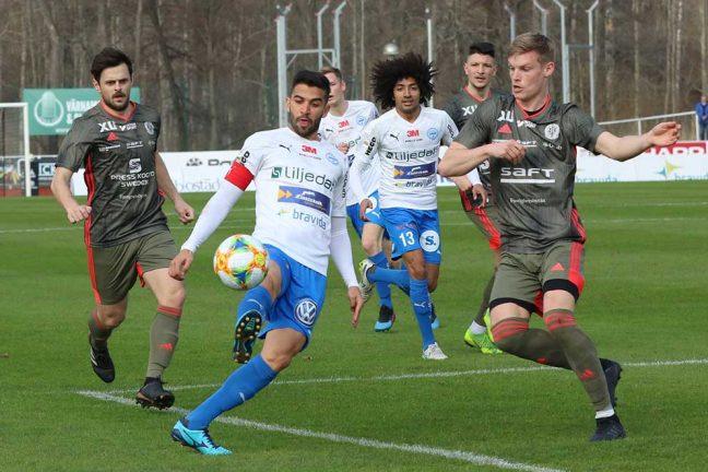 Paulo Marcelo sköt  IFK till ny seger