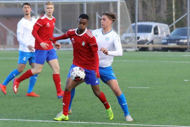 Bildextra: 1–1 för iFK U21 mot Öster