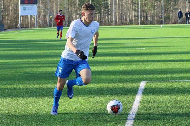 IFK förlorar Ivan Andonovski