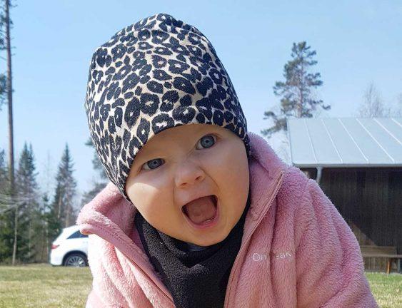 Belle Pettersson 1 år