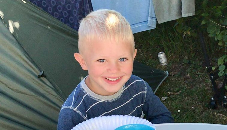 Joel Emilsson 5 år