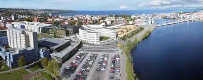 Färre sökande till Jönköping