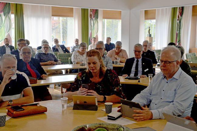 Direkt: Kommunfullmäktige i Värnamo