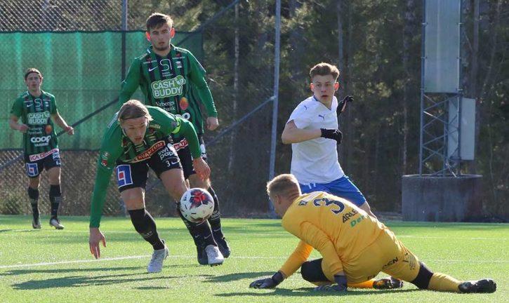 Bildspel: Första segern för IFK U21