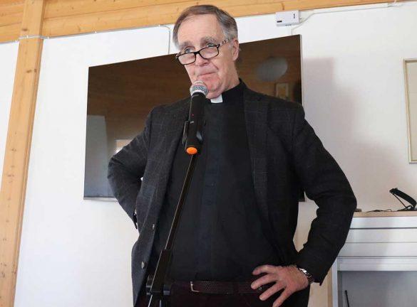 Pär AJ Pärsson berättar om påsken – tv-inslag