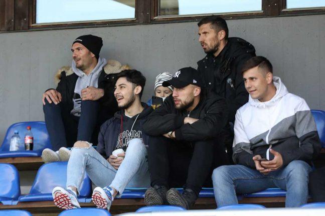 Bildspel: Mingel vid IFK-matchen