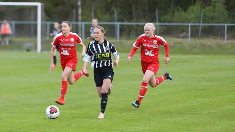 Mållöst för IFK-tjejer