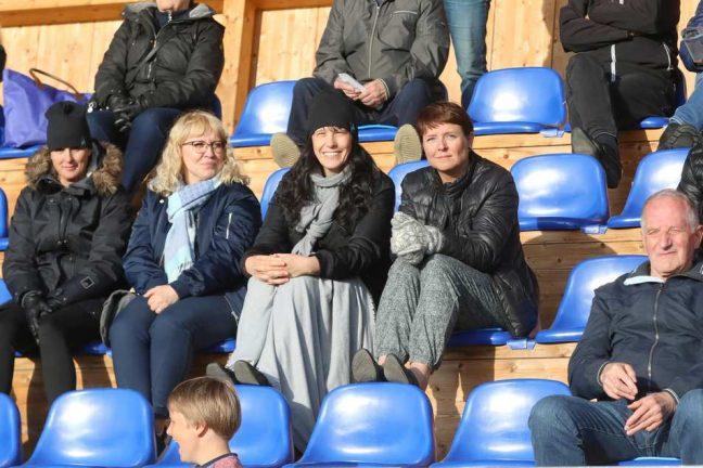 Bildspel: Mingel från IFK-matchen