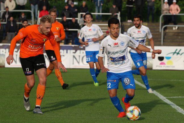 Tredje raka för IFK – segermål i 89:e