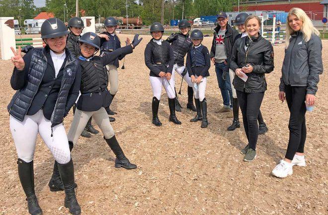 Dubbla vinster för Värnamo i Ponnyallsvenskan