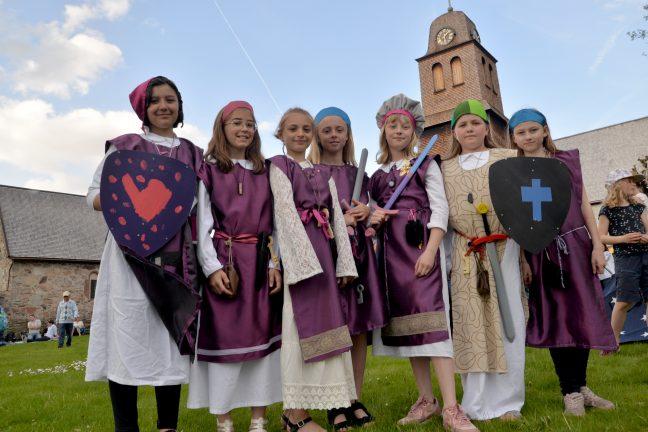 "Medeltida ""4:or"" besökte klostret i Nydala"