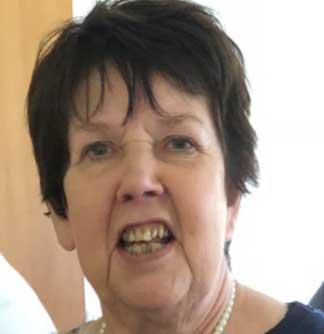 Gunilla Svensson 70 år