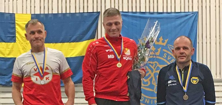 SM-brons till Värnamobrottare