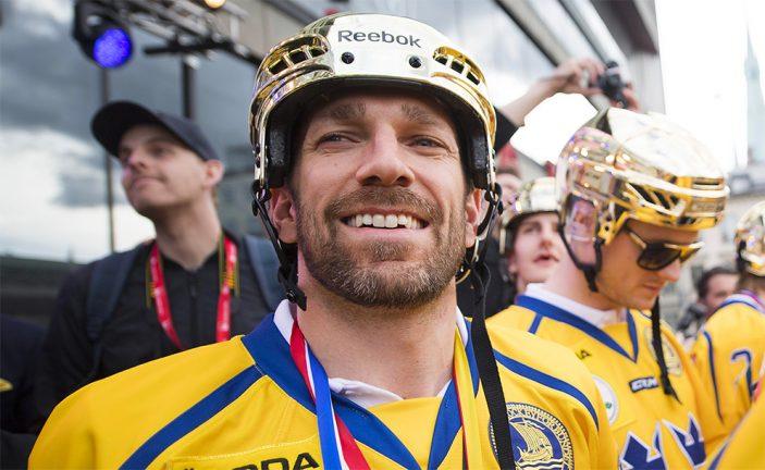 Joel Lundqvist är Årets Forward