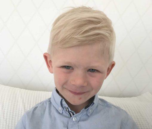 Karl-Johan Andersson 6 år