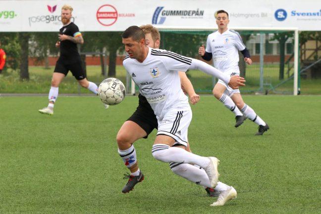 FK Liljan tog viktig poäng i bottenmöte