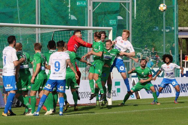 IFK får kämpa för att klara kontraktet