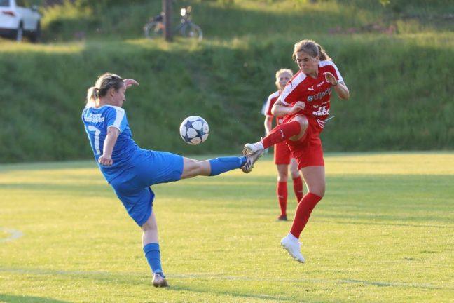 IFK vann damderbyt men Bor kämpade bra