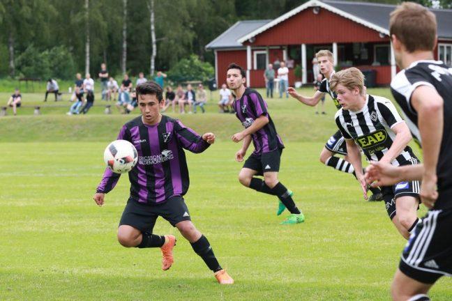 Kärda vann med 6–0