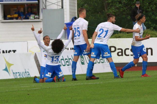 Matchen IFK – MFF skjuts upp