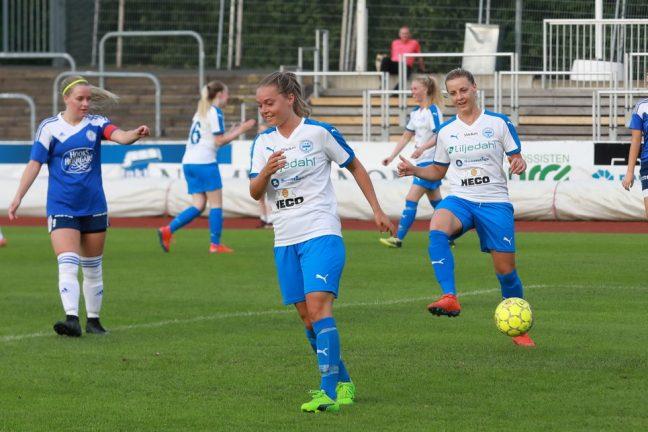 Vi fotobevakar IFK-damerna