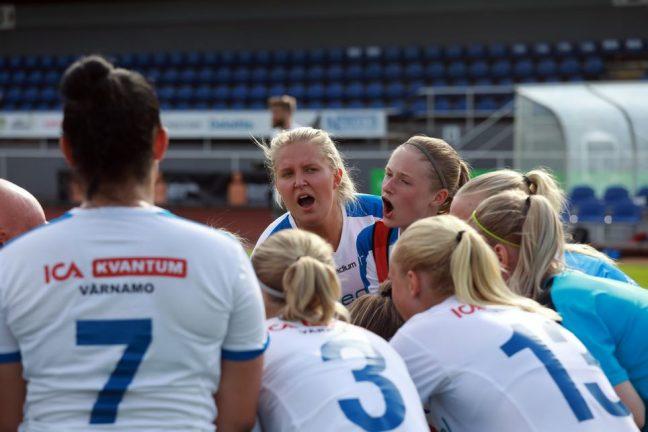 IFK-damerna fick slita för segern