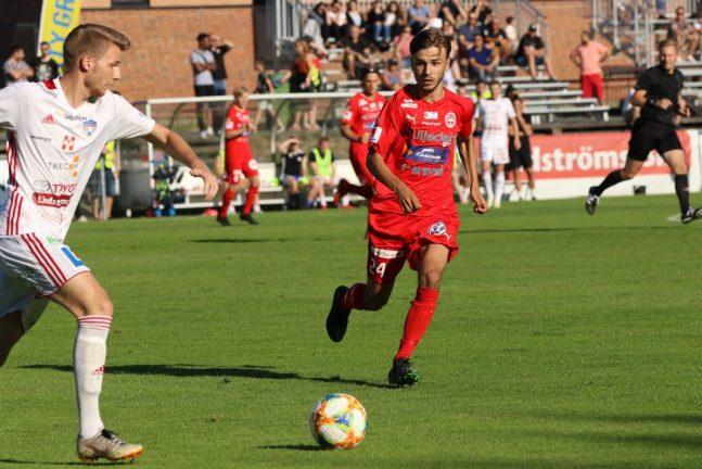 IFK-herrarna kryssade – bildspel