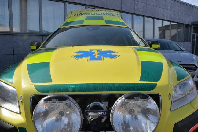 Ont om ambulanssjukvårdare i sommar