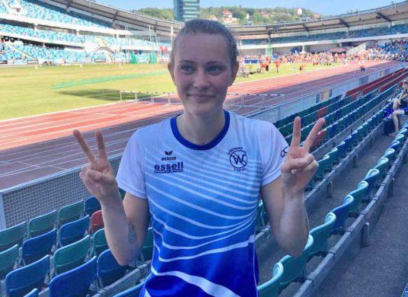 Ellen Olsson klar för U23-EM