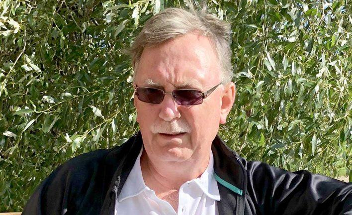 Krister Johansson 60 år
