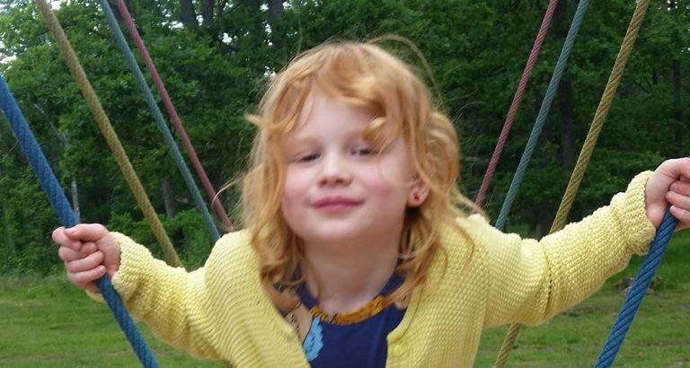 Adele Pettersson 5 år