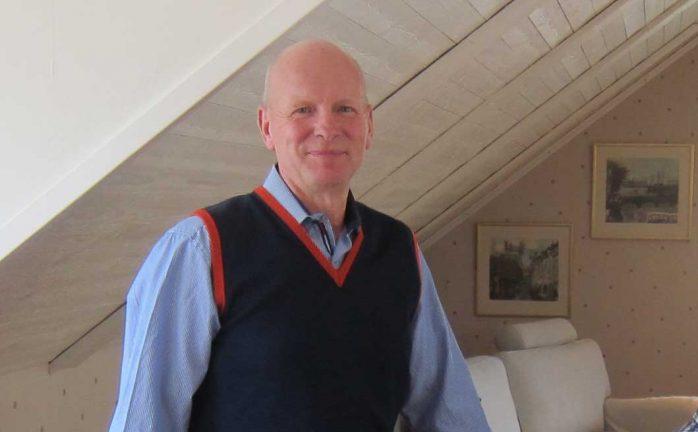 Göran Clewåker 70 år