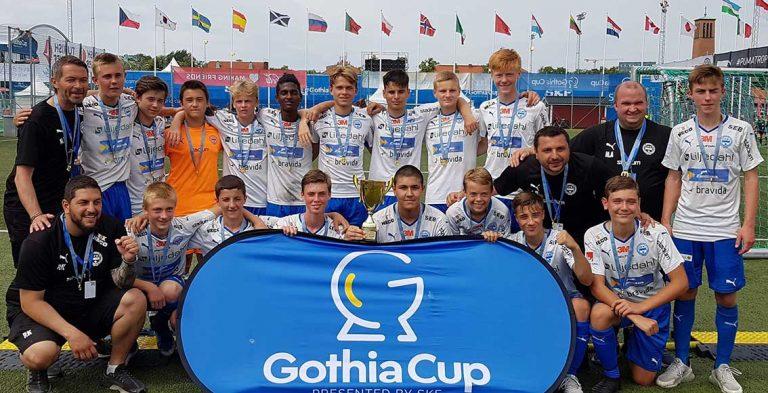 IFK vann finalen i Gothia Cup