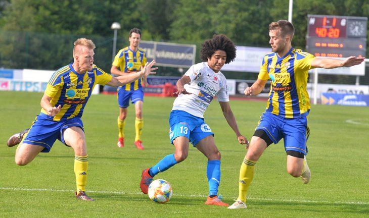 Bildspel: Ingen IFK-seger på Finnvedsvallen