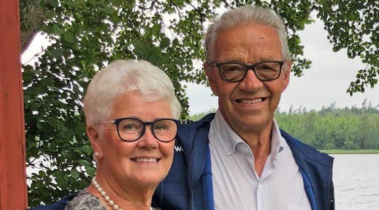 Guldbröllop Irene och Bengt Magnusson