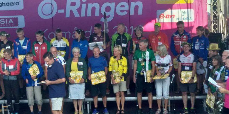Nylund och Claesson segrade på etapp 3