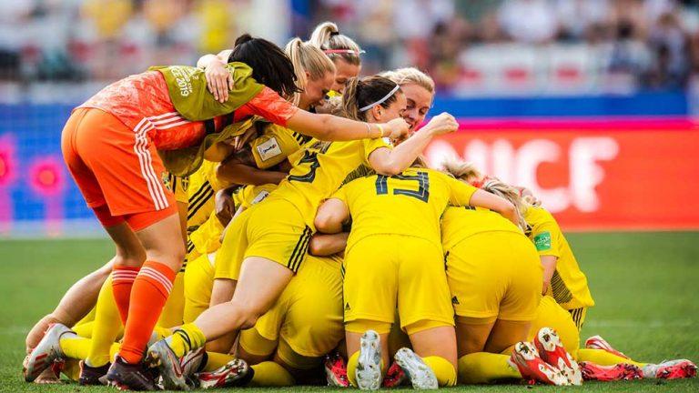 Svensk VM-brons efter vinst mot England