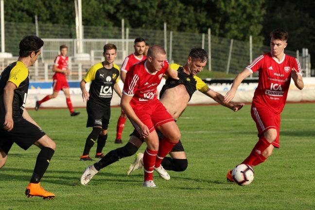 V-Södra tog ny seger – Paukovic segerskytt