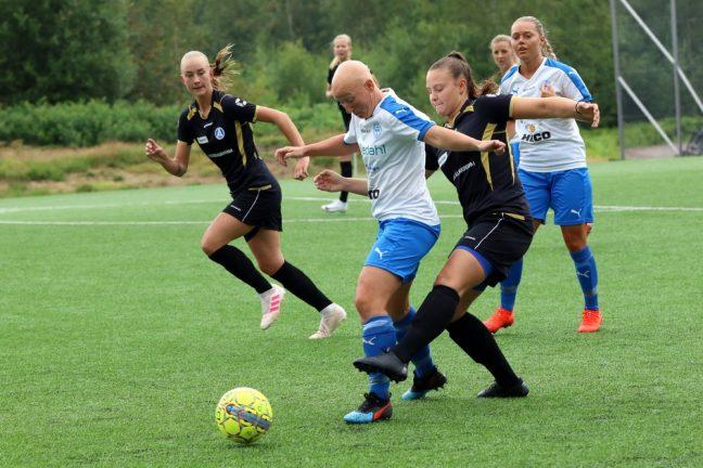 IFK fick nöja sig med  en poäng i toppmötet