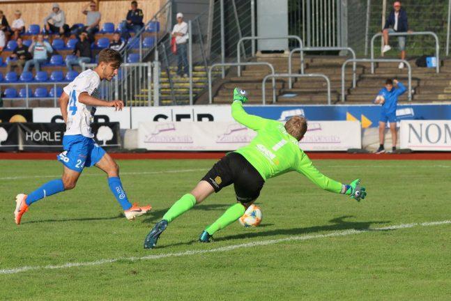 Matchfakta IFK–Trollhättan