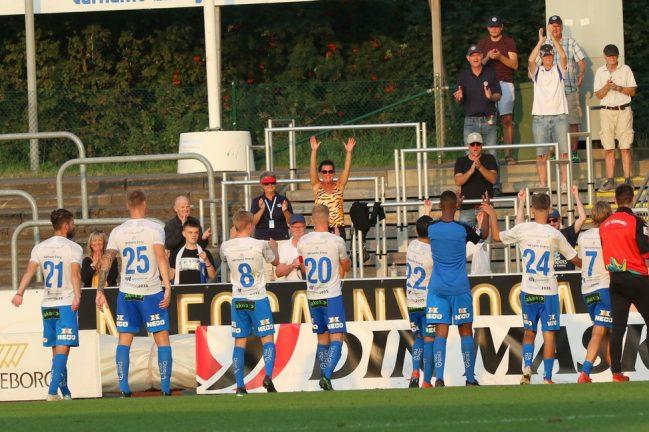 IFK är tillbaka i vinnarspåret