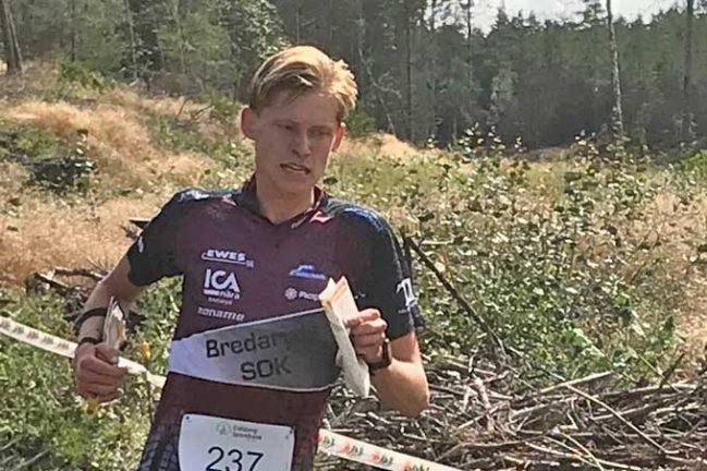 Filip Trofast femma i norska juniorcupen