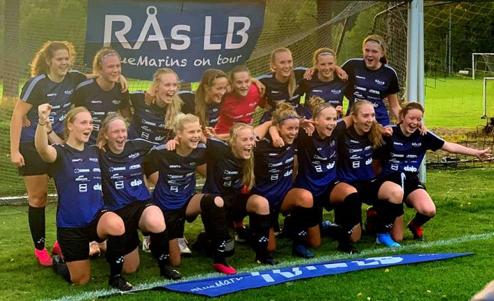 Rås LB till DM-final