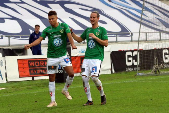 Bildspel: J-Södra vann mot Öster