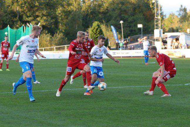 IFK vände underläge – men tappade poäng