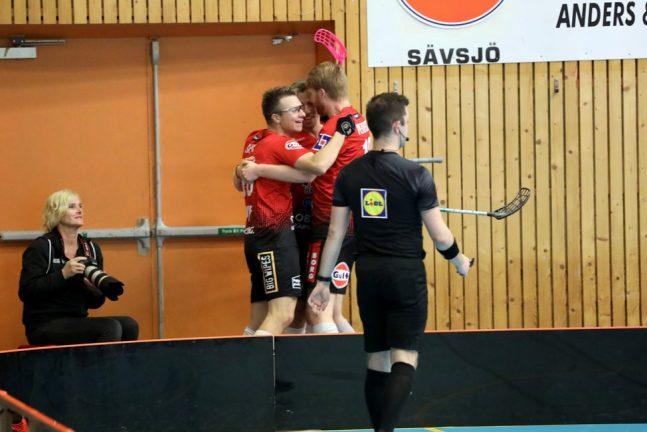Bra start av VIK-spelare i Sävsjö