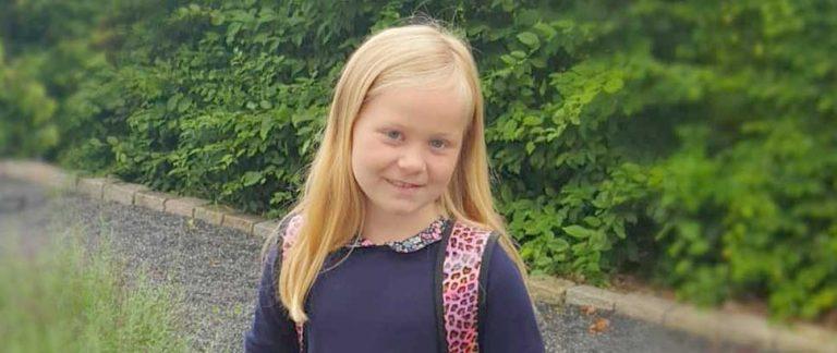 Siri Hallqvist-Lembke 3 år